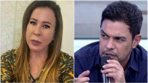 Zilu e Zezé Di Camargo (Foto: Reprodução)
