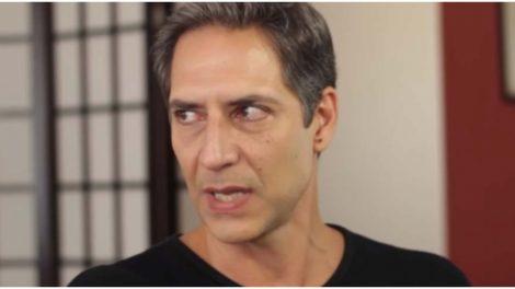 Lacombe surgiu em foto na cadeia e foi questionado sobre o assunto (Foto: Reprodução)