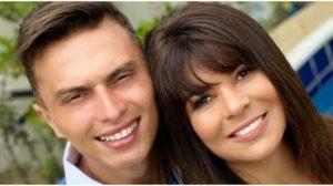 Mara Maravilha surgiu com o noivo e o filho pequeno (Foto: Reprodução/ Instagram)