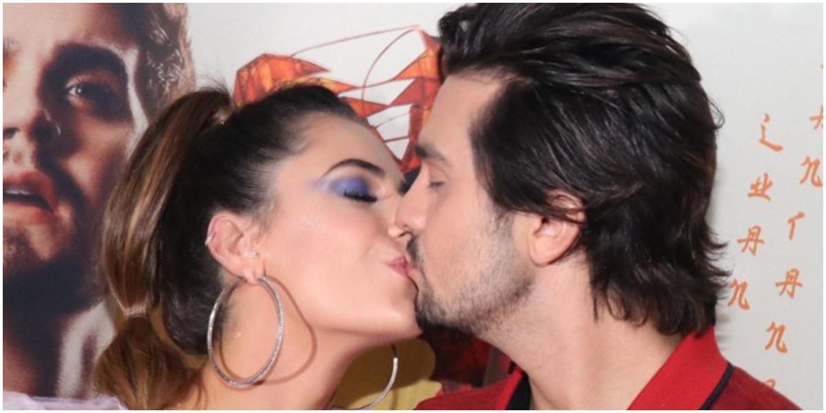 Luan Santana e Jade Magalhães estão juntos há 12 anos (Foto: Reprodução/ Instagram)