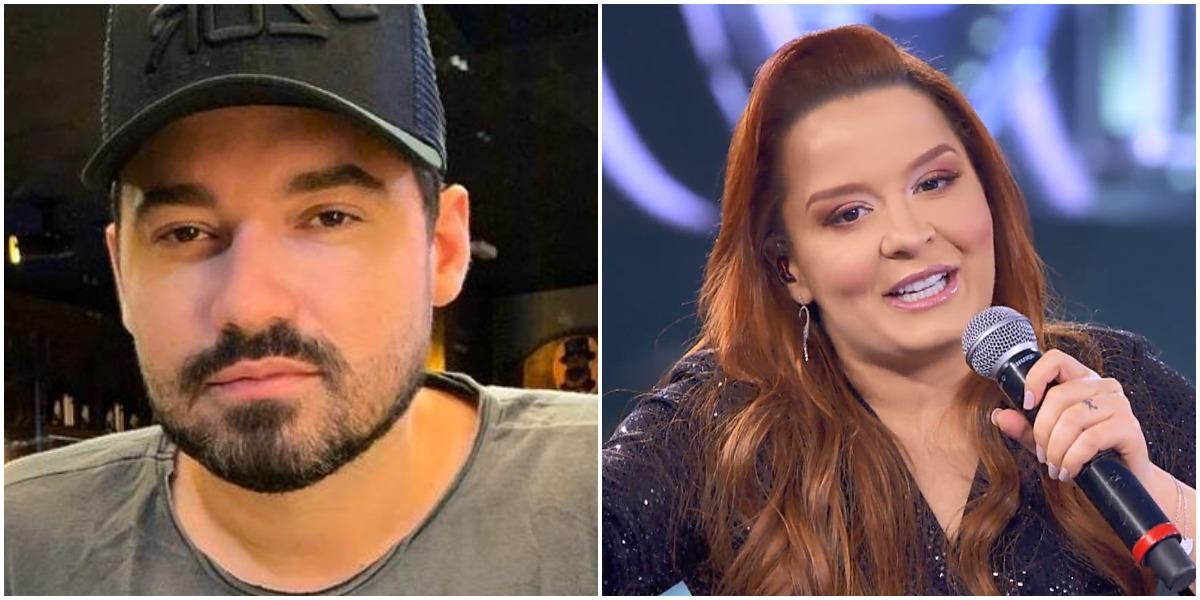 Fernando terminou namoro com Maiara (Foto: Reprodução)
