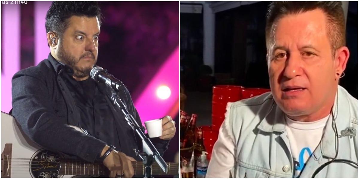 Bruno e Marrone voltaram causar em nova live polêmica (Foto: Reprodução)