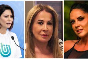 Depois de Zilu, Graciele resolveu mandar recado para Michelle Bolsonaro (Foto: Reprodução)