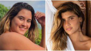 Bia Bonemer e Giulia Costa são amigas (Foto: Reprodução)