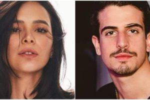 Enzo Celulari e Bruna Marquezine estão sendo apontados como um casal (Foto: Reprodução)