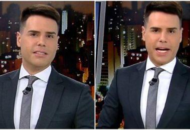 Luiz Bacci no Cidade Alerta (Foto: Reprodução)