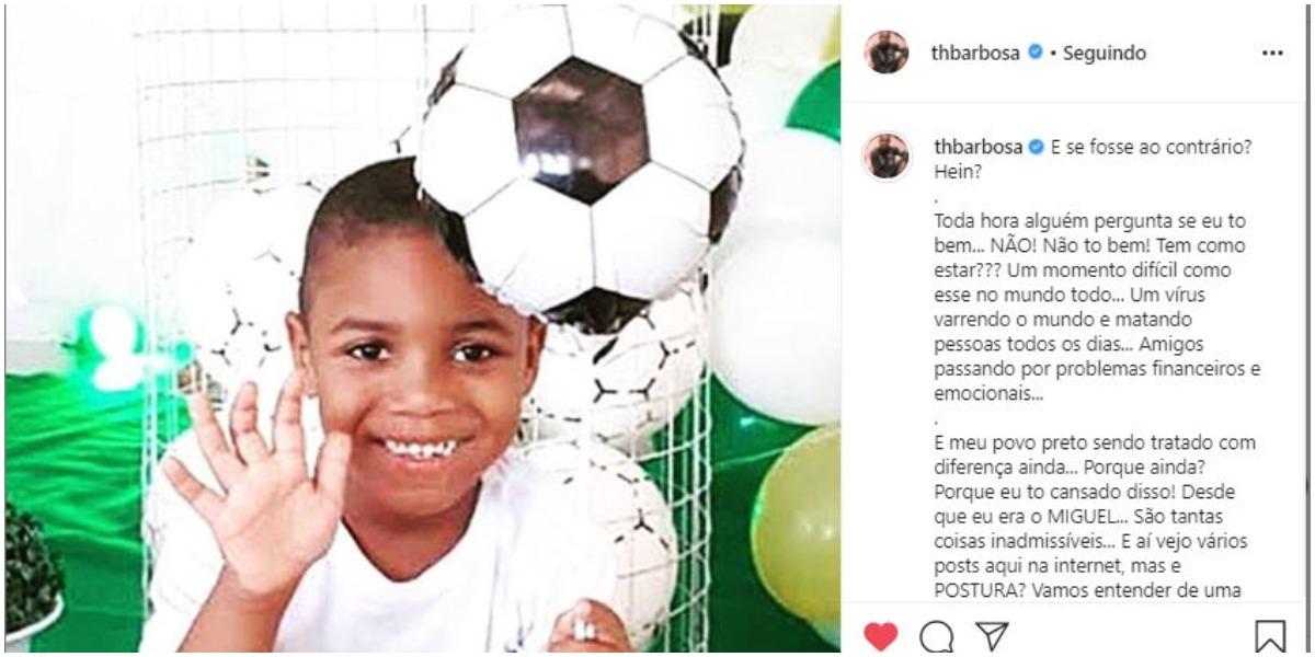 Thiaguinho (Foto: Reprodução)
