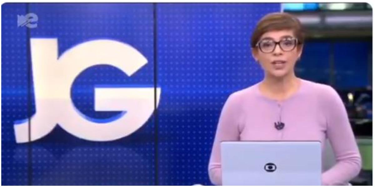 Jornal da Globo (Foto: Reprodução)