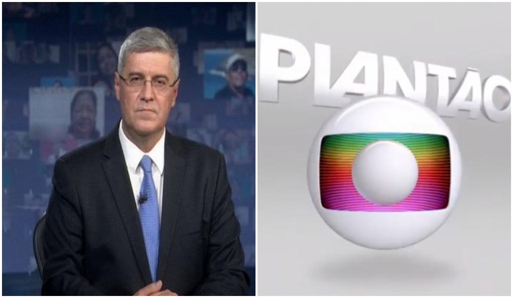 Plantão da Globo escancarou massacre - Foto: Reprodução