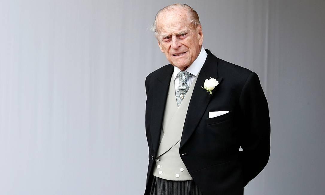 Príncipe Philip celebra 99 anos de idade com saúde de ferro (Foto: Reprodução)