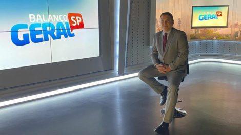 Reinaldo Gottino aceitou proposta milionária para voltar à Record