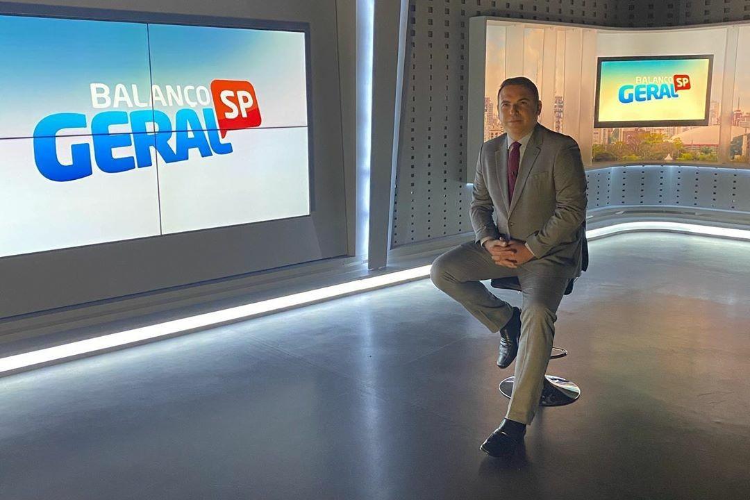 Reinaldo Gottino aceitou proposta milionária para voltar à emissora
