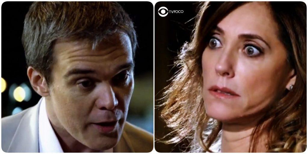 Vai ter briga de Tereza Cristina e René de novo em Fina Estampa