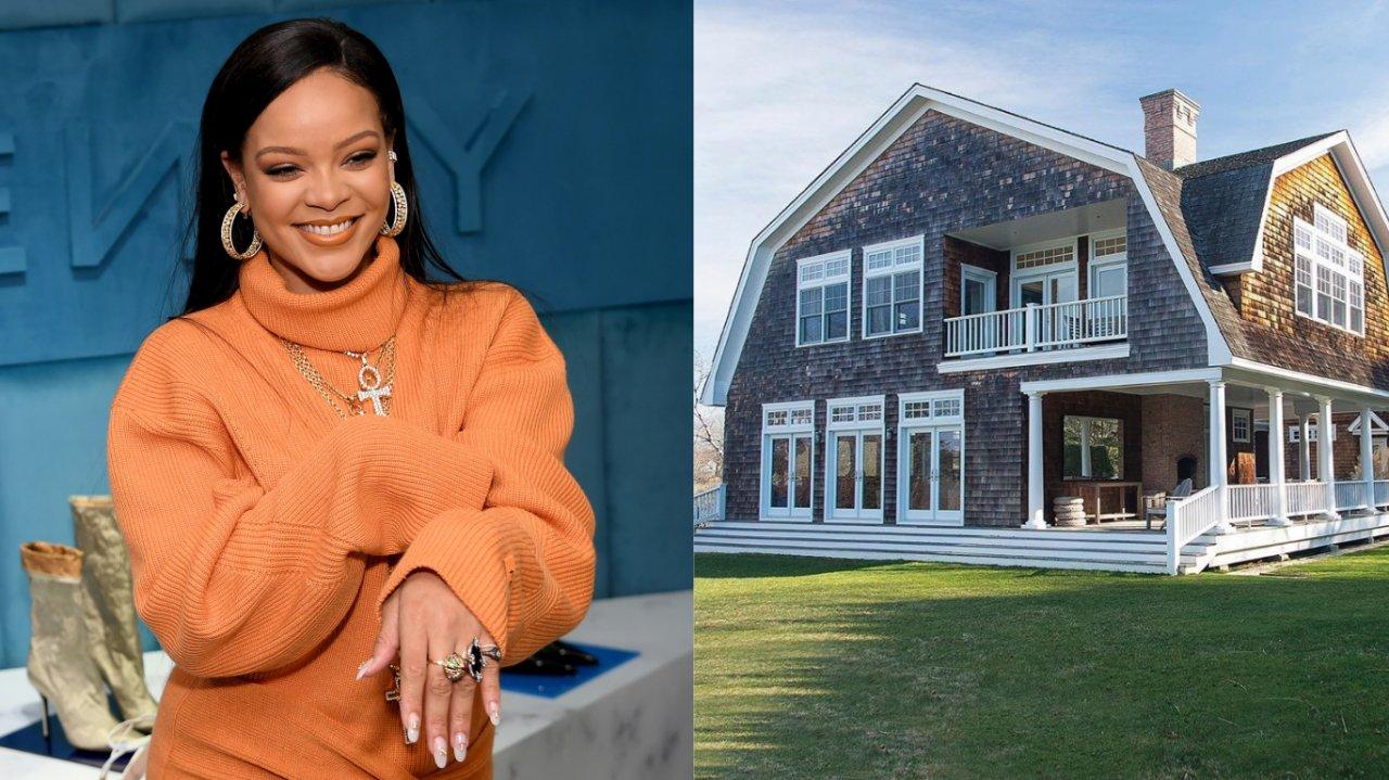 Rihanna ostenta e aluga mansão das Kardashians por valor absurdo (Foto: Reprodução)