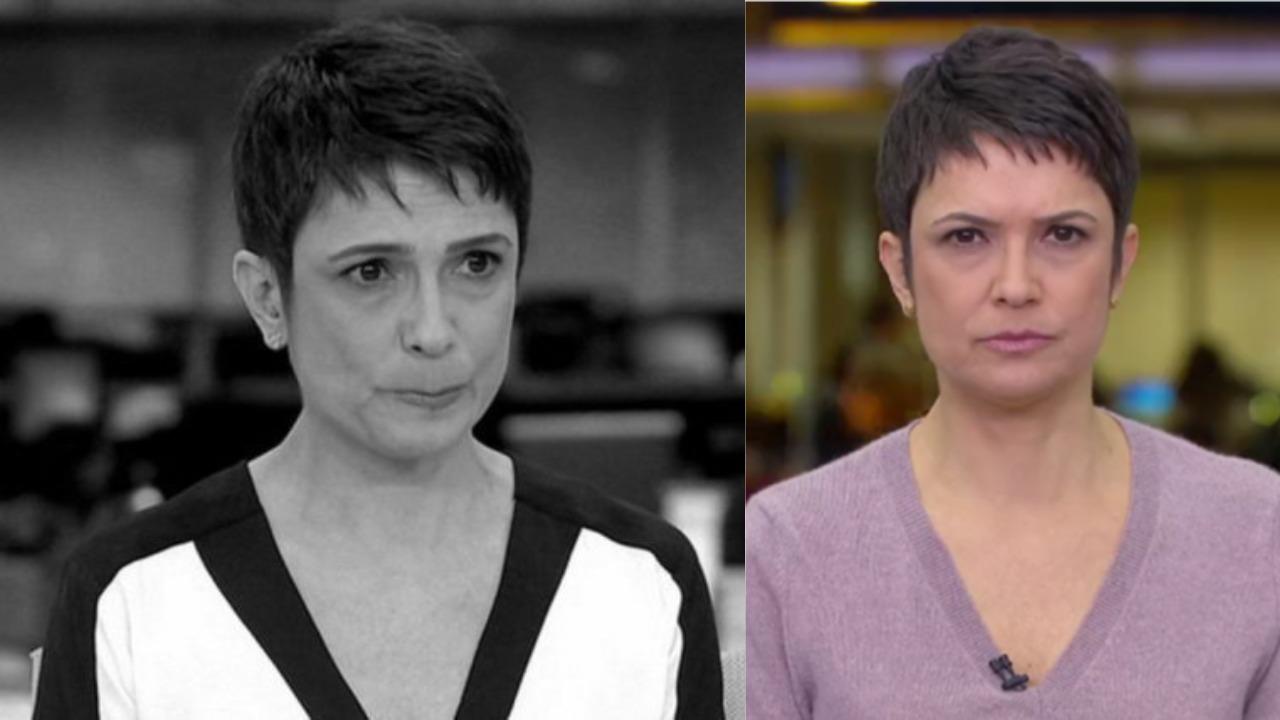 Sandra Annenberg é titular do Globo Repórter (Foto: Reprodução)