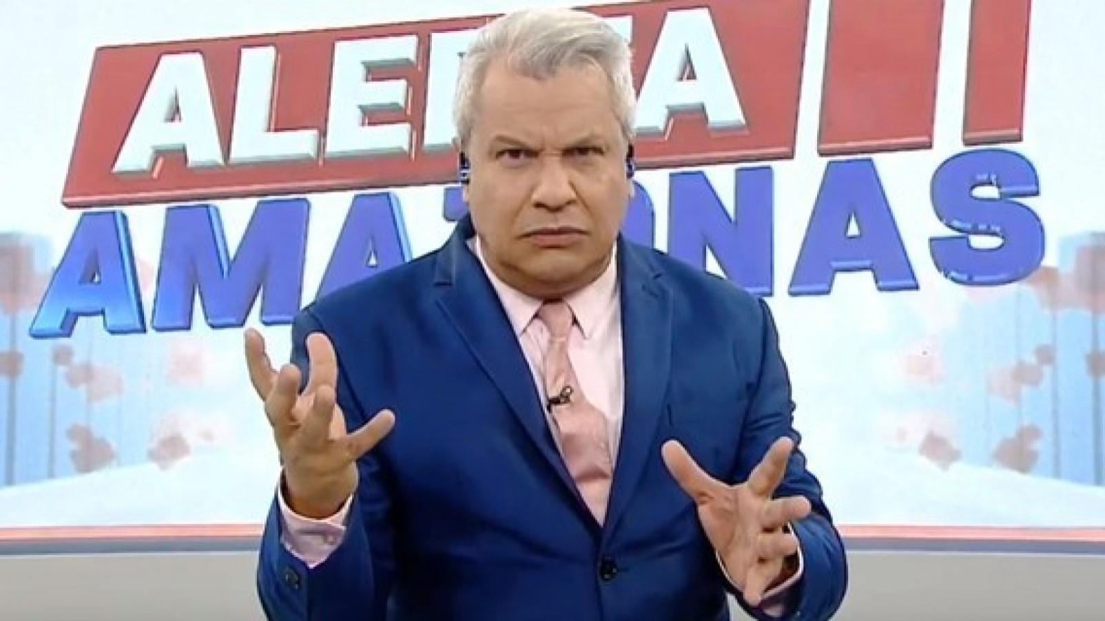 Sikêra Jr tem a RedeTV! nas mãos após elevar audiência - Foto: Reprodução