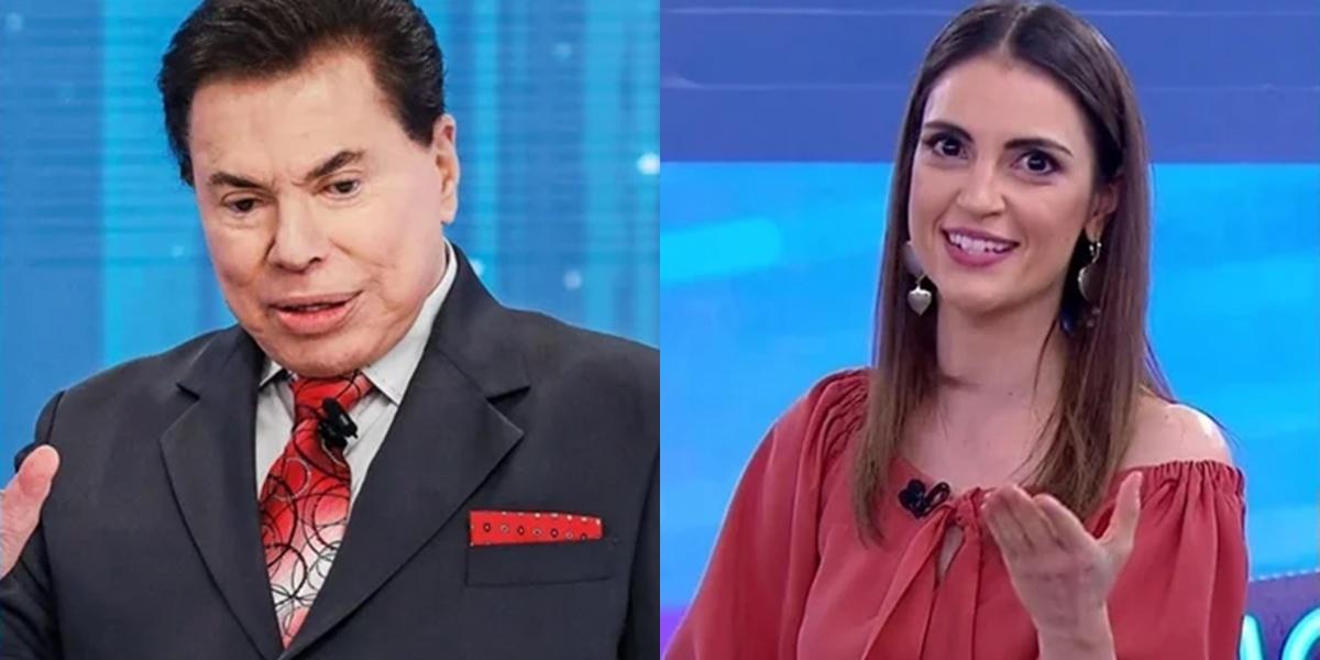 Silvio Santos mandou colocar no ar de surpresa o Notícias Impressionantes, comandado por Chris Flores, e afundou ainda mais a audiência do SBT (Foto: Reprodução/SBT)