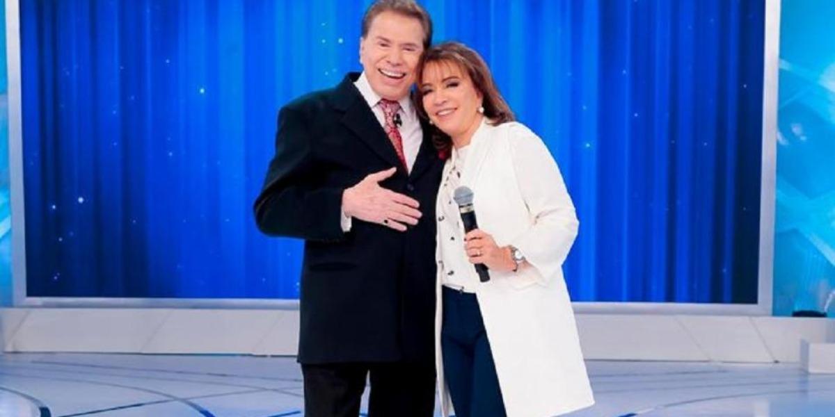 Christina Rocha foi casada com o irmão de Íris Abravanel (Foto: Reprodução/SBT)