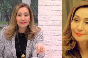 Sonia Abrão colocou fim em polêmica (Foto: Reprodução/RedeTV!)