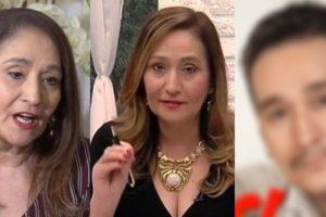 Sonia Abrão achou um novo apresentador para seu programa (Foto montagem: TV Foco)