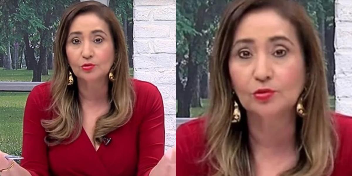 Sonia Abrão (Foto: Reprodução/Montagem TV Foco)
