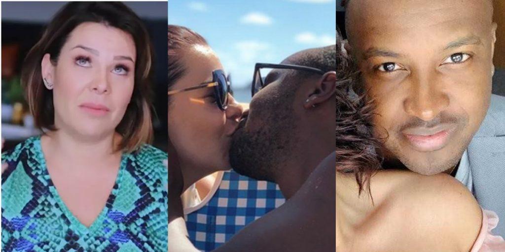 Thiaguinho teve intimidades sexuais expostas (Foto: Montagem TV Foco)