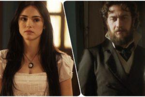Anna e Thomas vão se separar em breve na novela Novo Mundo