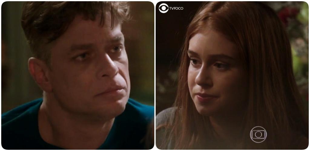 Arthur esquece Carolina e investe em Eliza em Totalmente Demais