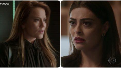 Lili compra briga com Carolina por suposta de traição em Totalmente Demais