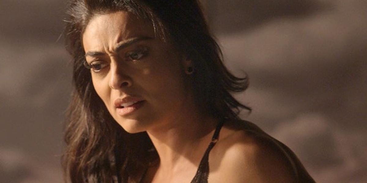Carolina (Juliana Paes) ficará em choque com erro de Arthur (Fábio Assunção) em Totalmente Demais (Foto: Divulgação/Globo)