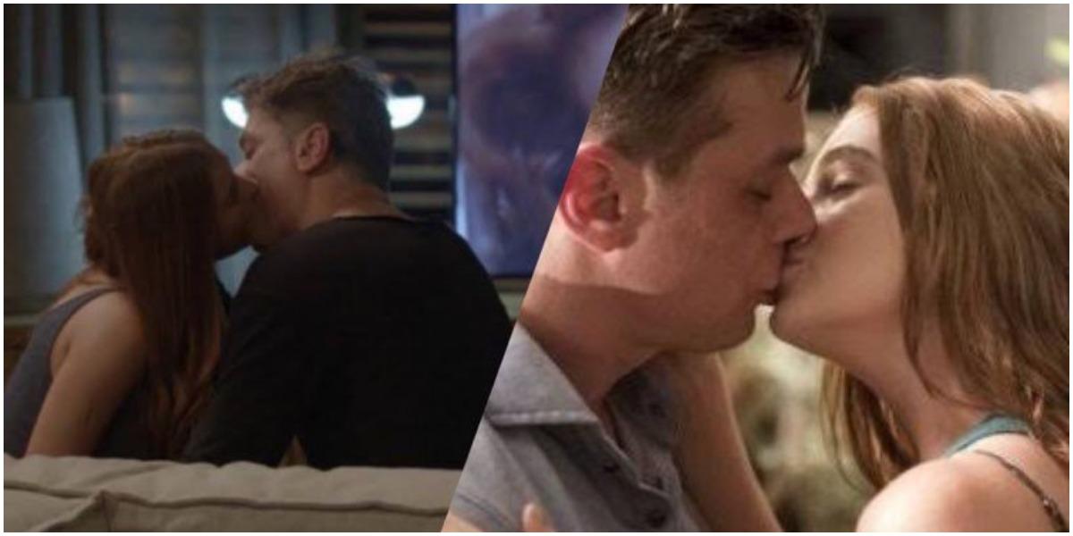 Totalmente Demais, Eliza vai sonhar com beijo de Arthur (Montagem: TV Foco)
