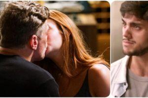 Arthur beija Eliza e assusta em Totalmente Demais
