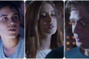 Leila pega Eliza com Arthur e toma dores de Jonatas em Totalmente Demais