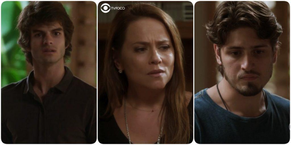 Fabinho odiará a aproximação de Rafael e Lili em Totalmente Demais