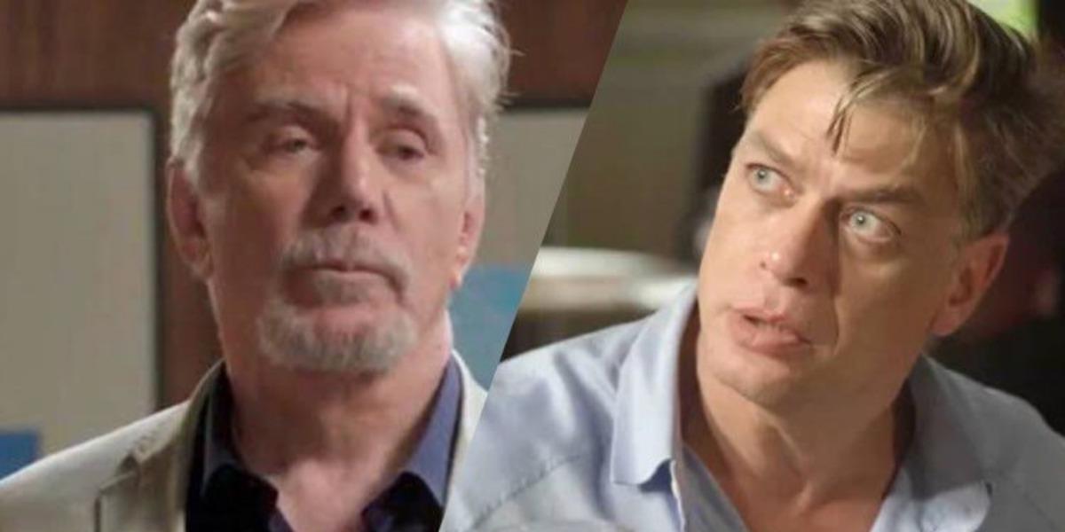 Totalmente Demais, Maurice entra na trama e pede Arthur transar com Eliza (Montagem: TV Foco)