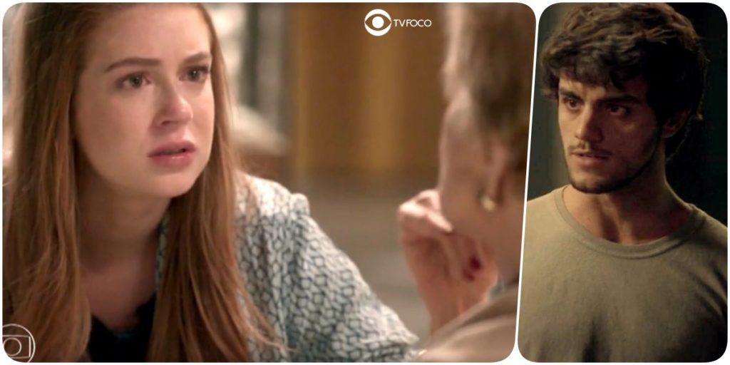 Stelinha obriga Eliza a deixar Jonatas em Totalmente Demais