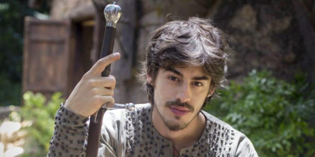 Vinicius Redd retornou à Globo em Deus Salve o Rei. (Foto: Divulgação)