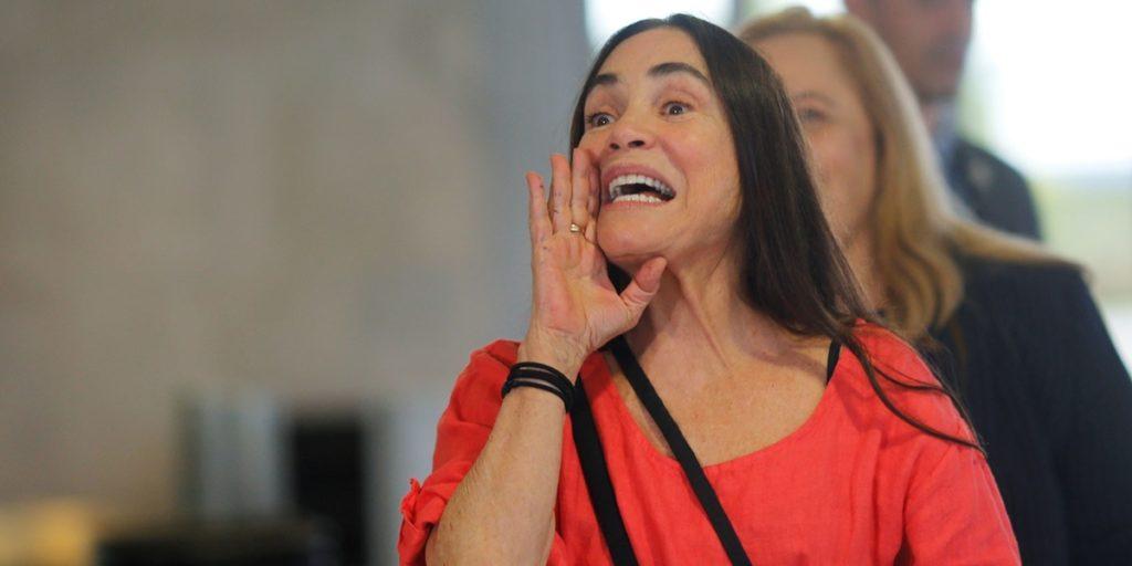 Sonia de Paula criticou Regina Duarte como secretária de cultura. (Foto: Divulgação)