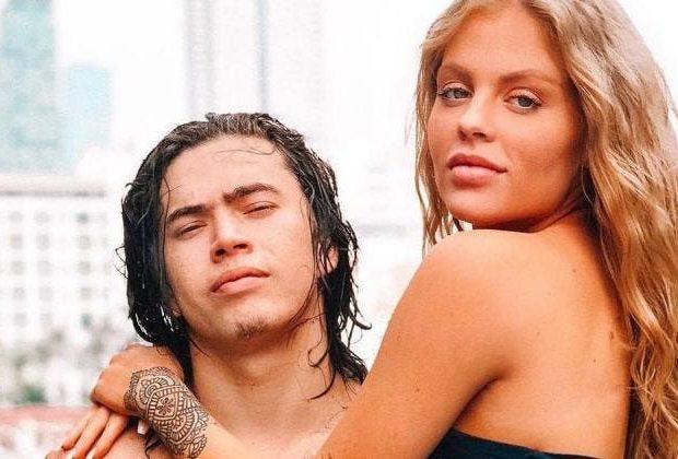 Whindersson Nunes e a ex-esposa, Luísa Sonza - Foto: Reprodução