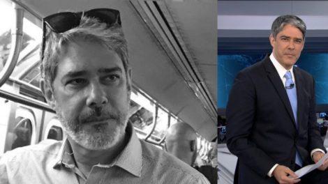 William Bonner não é o preferido pelo público paranaense (Foto: Reprodução/Instagram/TV Globo)