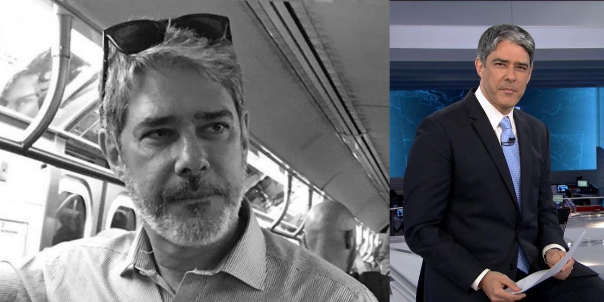 William Bonner não é o preferido pelo público paranaense (Foto: Reprodução/Instagram/TV Globo) Bolsonaro