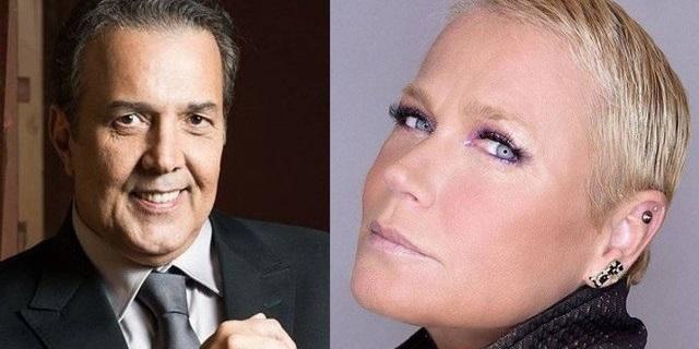 Xuxa teve seu passado exposto pelo cantor José Augusto (Foto: reprodução)
