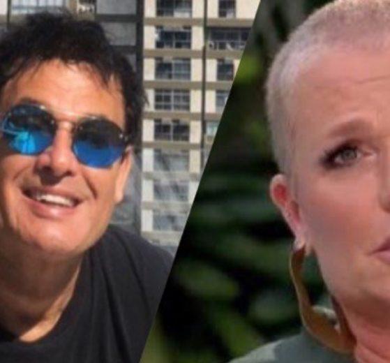 Xuxa e Sérgio Mallandro se conhecem antes da fama, e são amigos até hoje (Montagem: TV Foco)