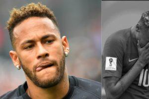 Neymar está em nova polêmica (Foto: Reprodução/Fox Sports)