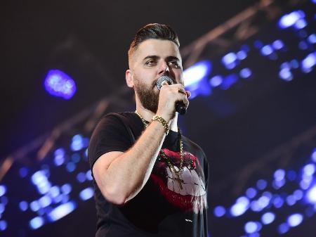 O cantor Zé Neto foi diagnosticado com Coronavírus - Foto: Reprodução