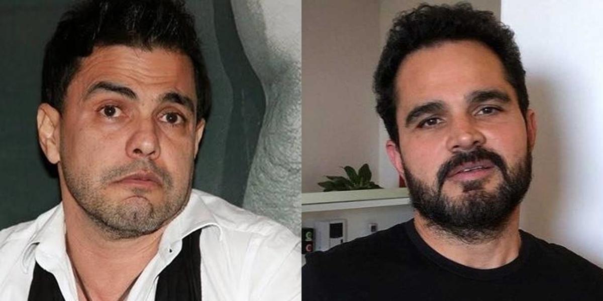 Zezé di Camargo e Luciano podem estar passando por uma maldição (Foto: reprodução)