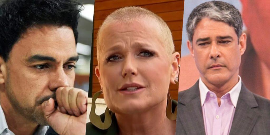Zezé, Xuxa e Bonner tem previsões que ninguém acredita (Foto montagem)