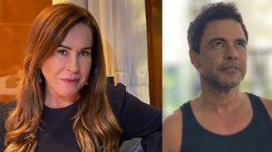 Zilu e Zezé passaram por dificuldades irreconciliáveis no casamento (Foto: Reprodução/Instagram)