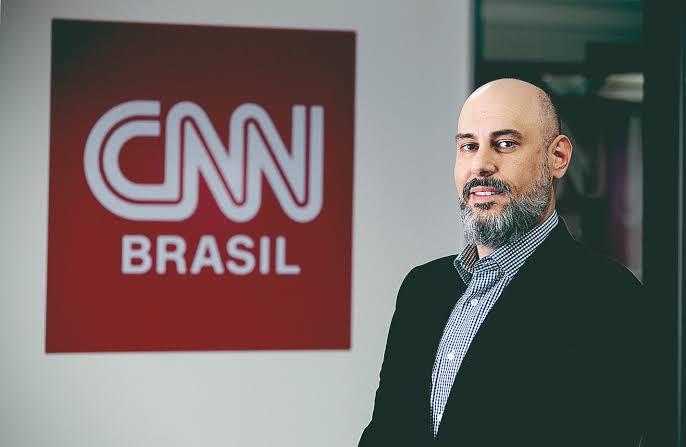 Douglas Tavolaro é o CEO da CNN Brasil (foto: Divulgação/CNN Brasil)