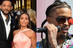 Rapper revela affair com esposa de Will Smith (Foto: Reprodução)